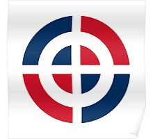 Dominican Air Force - Roundel Poster