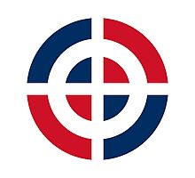 Dominican Air Force - Roundel Photographic Print