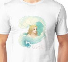The Tide Rises, The Tide Falls Unisex T-Shirt