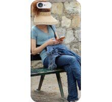 Alien Sighting iPhone Case/Skin