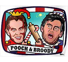 Pooch & Broody Poster