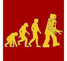 Robot Evolution Photographic Print