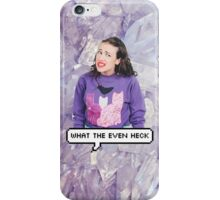 Miranda Sings - What The Even Heck iPhone Case/Skin