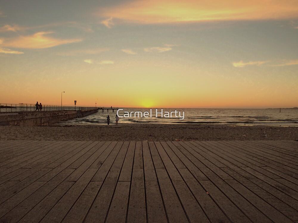 The Boardwalk by Carmel Harty