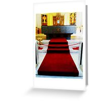 Cathedral IV Greeting Card
