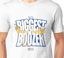 The Biggest Boozer Unisex T-Shirt