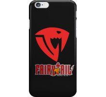 Sabertooth Guild iPhone Case/Skin