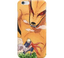 Minato and Kushina iPhone Case/Skin