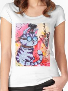 Treasure Me by  Sherry Arthur Women's Fitted Scoop T-Shirt