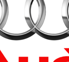 Audi Sticker