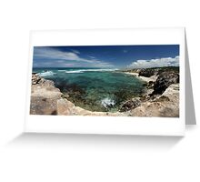 Port MacDonnell Greeting Card