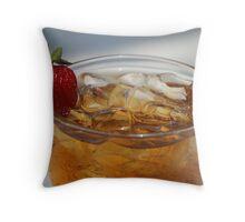 Beat the Heat! Throw Pillow
