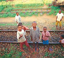 Boys of Mombassa by Gavri