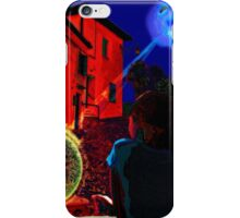 Night Window Legend iPhone Case/Skin