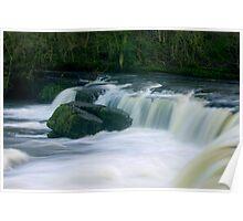 Aysgarth Falls #3 Poster