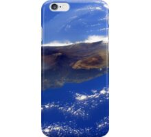 Island of Hawaii From the International Space Station iPhone Case/Skin