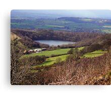 Lake Gormire  -  Yorkshire Moors N.P. Canvas Print