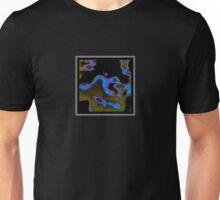 Vibrant Energy Layers Unisex T-Shirt