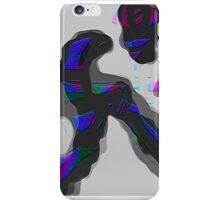 Talking emotions iPhone Case/Skin