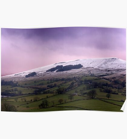 Wether Fell - Yorkshire Dales. Poster