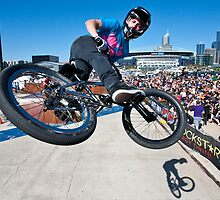 BMX Star by Chris Putnam