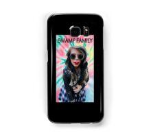 SWAMP FAMILY CASE Samsung Galaxy Case/Skin