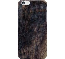 Hairy window 1 iPhone Case/Skin