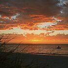 West Australian Sunset by Barry  Dux