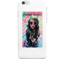SWAMP FAMILY PHONE CASE! iPhone Case/Skin