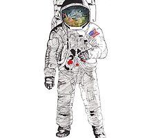 Astronaut by lintho