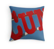 CUN Throw Pillow
