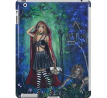 Not Going Where You Think By Sherry Arthur iPad Case/Skin
