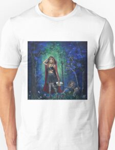 Not Going Where You Think By Sherry Arthur Unisex T-Shirt