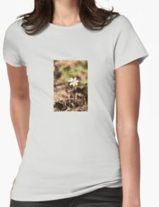 Endgraving Forest 14 Womens Fitted T-Shirt