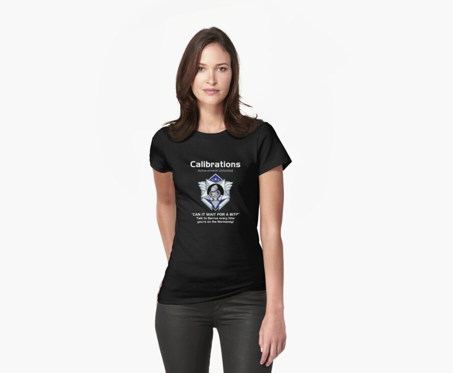 ME3 - Calibrations BLUE by Rhaenys