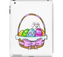 Bunny Basket iPad Case/Skin