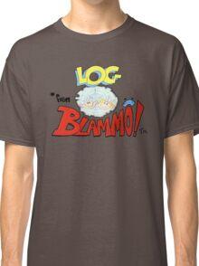 Log from Blammo Classic T-Shirt