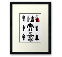 Revengers Assembled (Portrait) Framed Print