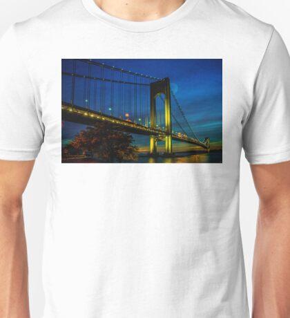 Verrazano Moon Unisex T-Shirt