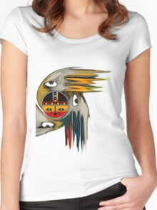 Soaring Spirits Women's Fitted Scoop T-Shirt
