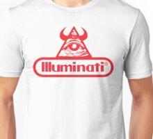 Illuminati - Nintendo Mashup Unisex T-Shirt