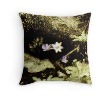 Endgraving Forest 1 Throw Pillow