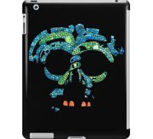 Aztec Mask 3 iPad Case/Skin