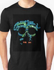 Aztec Mask 3 T-Shirt
