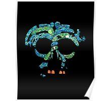 Aztec Mask 3 Poster