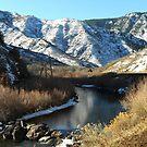 Waterton Canyon aka South Platte Canyon by Bernie Garland