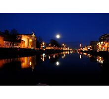 Cork By Night Photographic Print