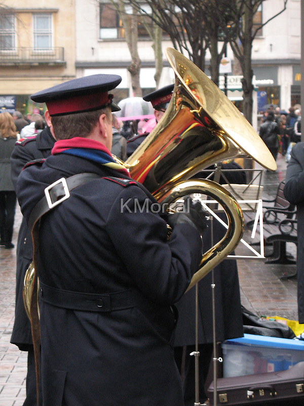 Salvation in the Tuba by KMorral