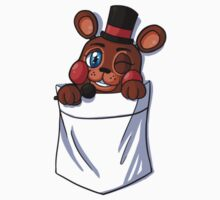 Toy Freddy in my Pocket Kids Clothes