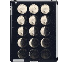 Moon Cycle iPad Case/Skin